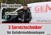 +++JOB: Servicetechniker (m/w/d)+++