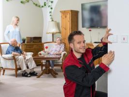 Rufanlagen für die Altenpflege