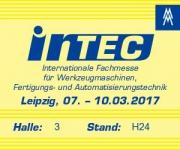 InTec 2017 - wir sind dabei!