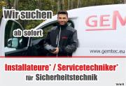 JOB Angebot: Installateur (m/w/d) für Sicherheitstechnik