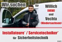 JOB: Servicetechniker für Sicherheitstechnik (m/w/d)