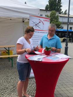Aktionstag Pendlerströme