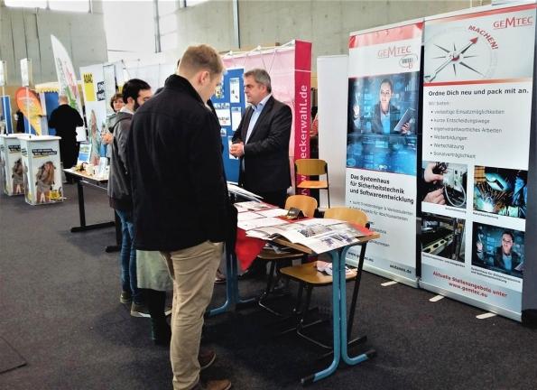 Jobmesse in Königs Wusterhausen