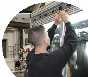 Ausbildung zum Industriemechaniker bei GEMTEC