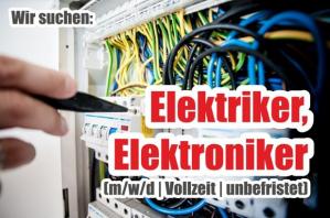 Stelle Elektriker