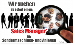 Job: Sales Manager (m/w/d) GEMTEC