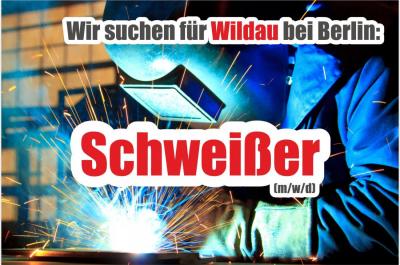 Job Schweißer Wildau