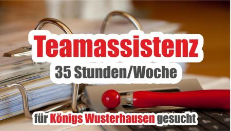 GEMTEC JOB Königs Wusterhausen Teamassistenz