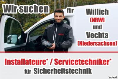 Servicetechniker Willich Vechta