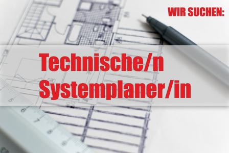 Job Technische Systemplaner