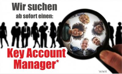 JOB Key Account Manager nahe Berlin