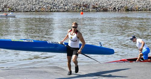 ICS Canoe Sprint Super Cup Oklahoma