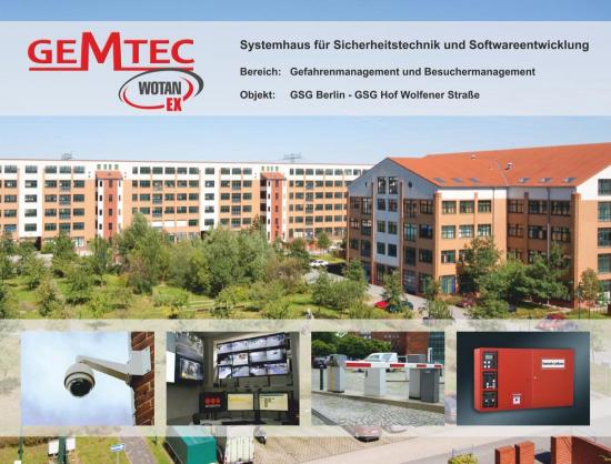 Portfolio GEMTEC WotanEX